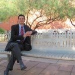 Rudy Molina, Jr. Director of Salt Center, Arizona State University