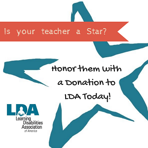 Honor a Star Teacher