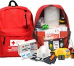 Be Prepared for an Emergency. Be Red Cross Ready!