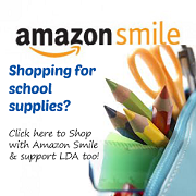 Shop with Amazon Smile and Support LDA