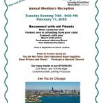 LDA Members Reception – Chicago Conference 2015
