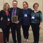 Steven Korner, Ph.D. is LDA's  Sam Kirk Educator of the Year