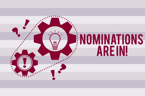 Nominations are In