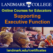 Landmark School Certificate Program